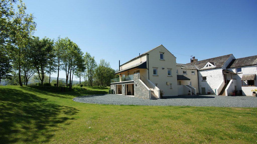 New House Build near Cockermouth Cumbria