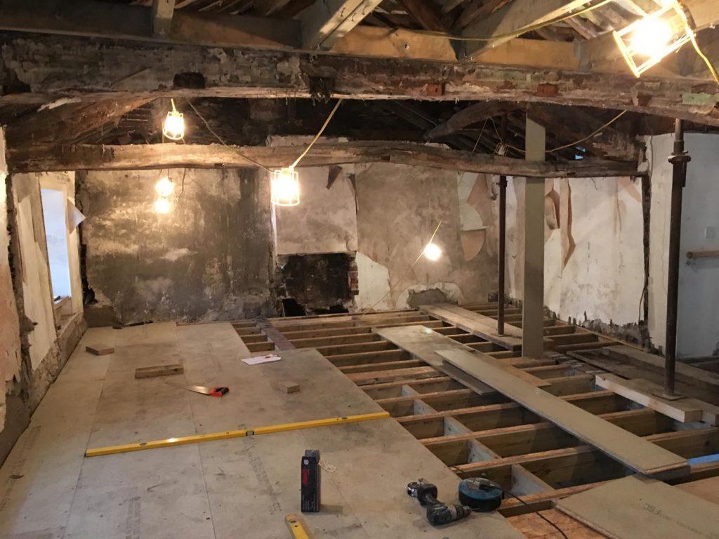 Rose Cottage Portinscale - Sitting Room after